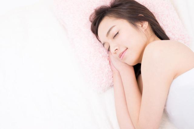 乾燥肌の対策には良い睡眠