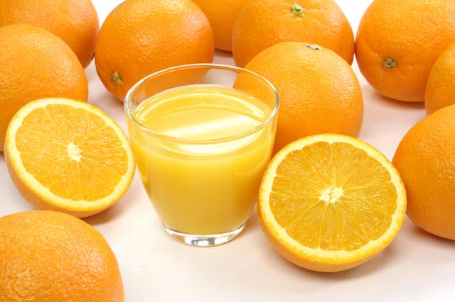 腸内フローラにはオレンジ