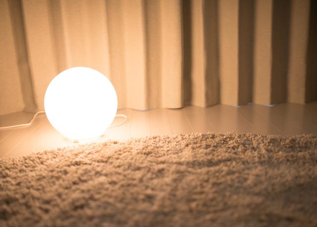 睡眠と間接照明