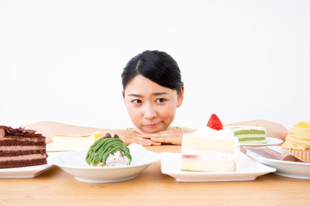 食欲の秋とダイエット