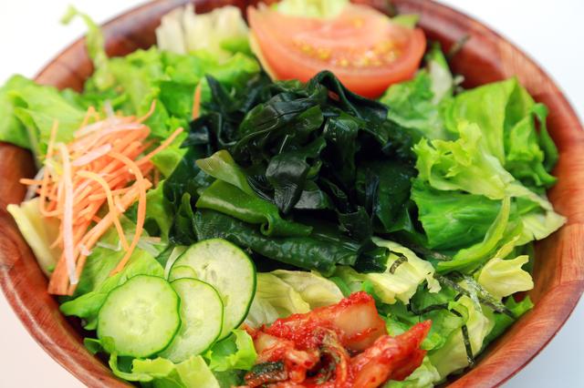野菜と海藻