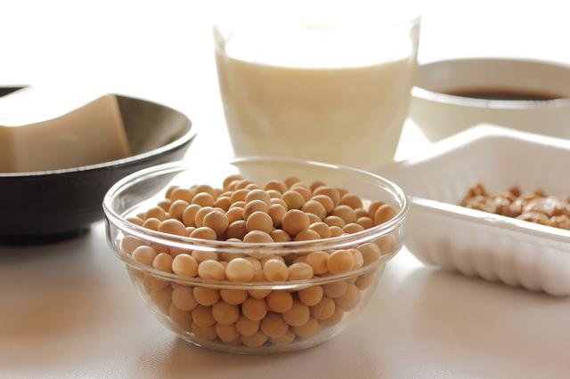 乳がん予防に大豆食品