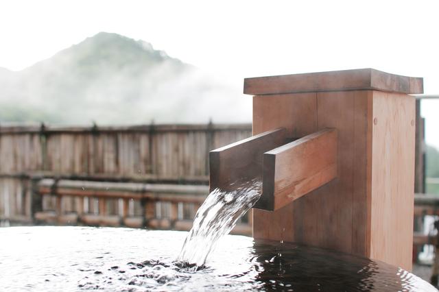 温泉と美容