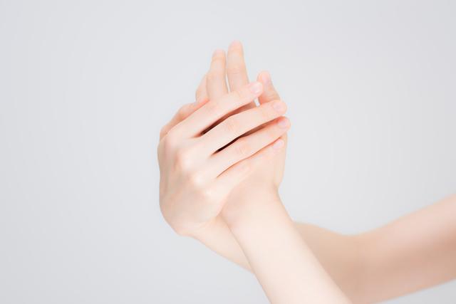 手の乾燥とあかぎれ