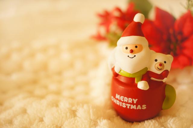 クリスマスのスキンケア