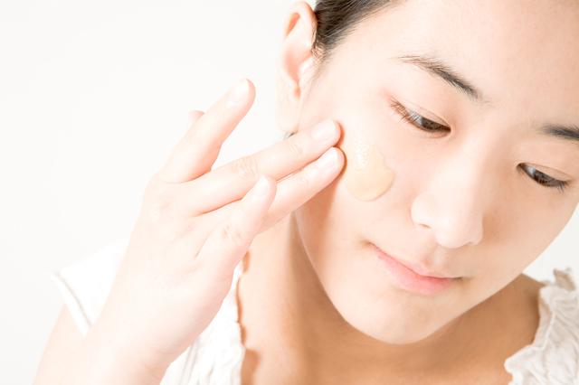 敏感肌の化粧下地