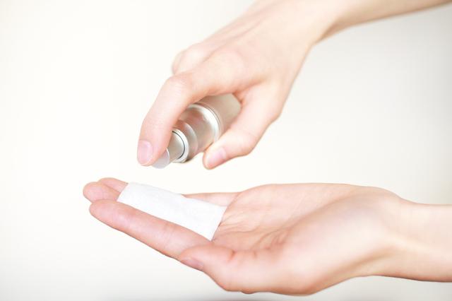 ニキビの化粧水