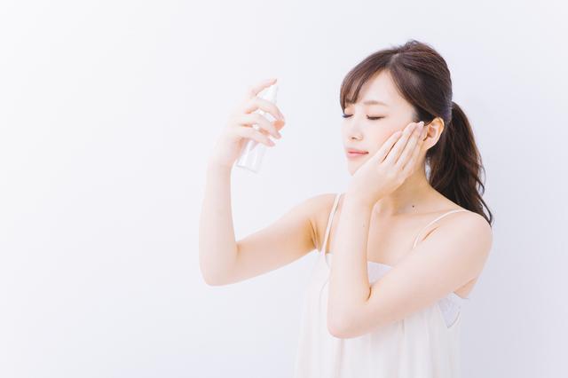 毛穴の化粧水