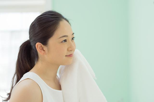 効果的な洗顔方法