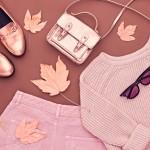 今秋のファッションをくすみのない肌で、かわいく着こなす!