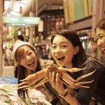 冬のスーパー美容食材「カニ」!美を引き出すカニ鍋〜雑炊レシピ